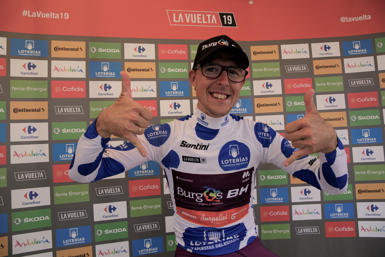 Ángel Madrazo Burgos BH La Vuelta