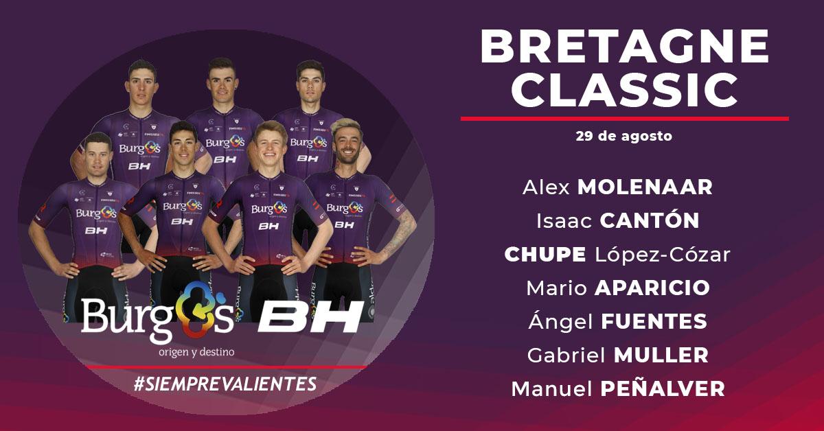Alineación Bretagne Classic Burgos BH
