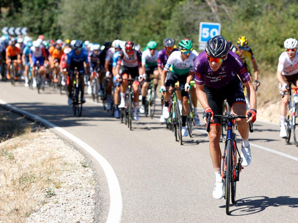 Jetse Bol La Vuelta a España Burgos BH