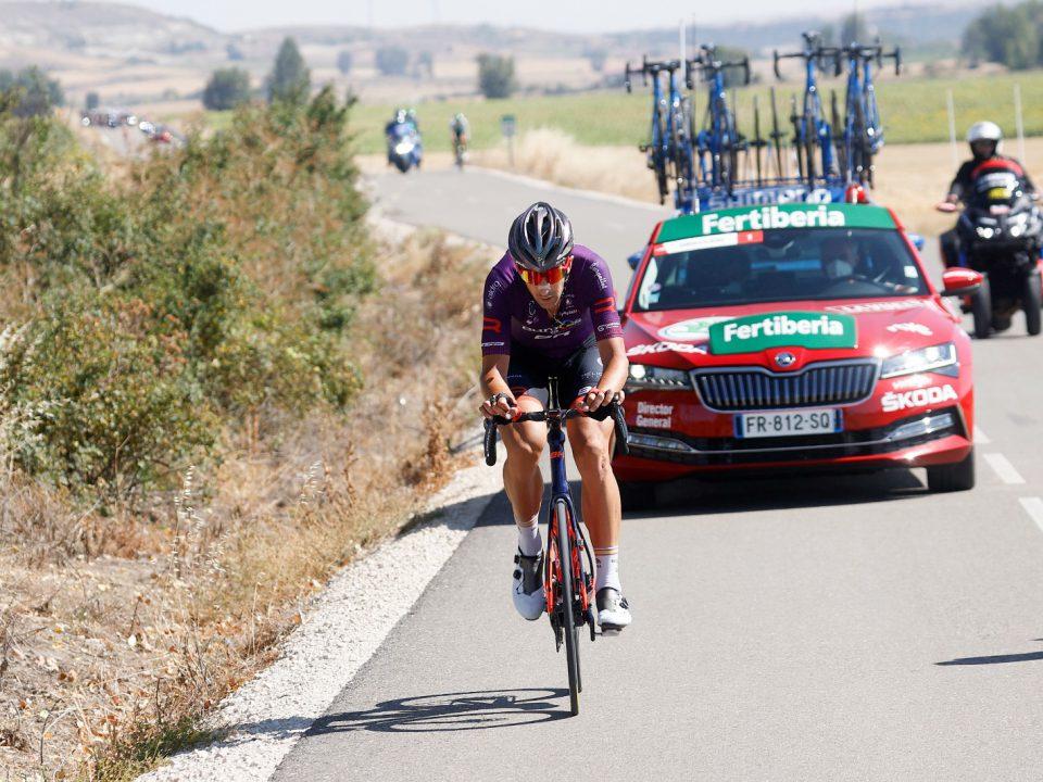 Diego Rubio La Vuelta Burgos BH